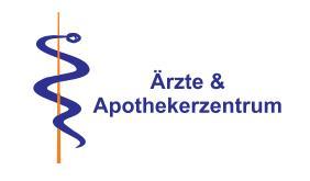 aerzte-apothekerzentrum.de-Logo